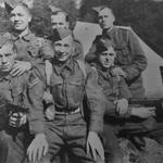Fred Peachey and others No.1 Special Service Bn., Glenfinnan 1940