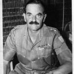 Lt Col  Ken Trevor CBE DSO