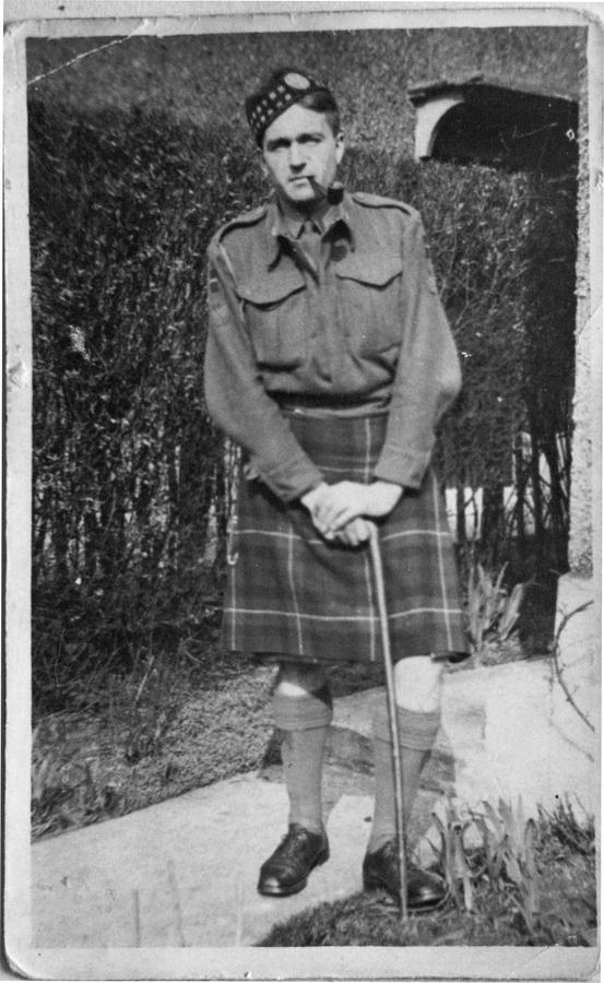 Kilts militaires WWII Tom+McCormack_+a