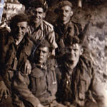 Sgt Frank Searle, Charlie Goff, and others.