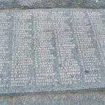 St Nazaire Roll of Honour