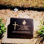 Grave of LCpl Leonard Payne