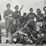 Group from No.5 Commando