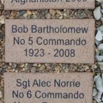Bob Bartholomew and Alec Norrie