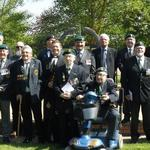 The Veterans Group Photo