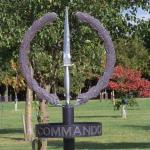 CVA Army Commando Memorial 2009