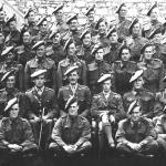 No.5 Commando  4 troop , Falmouth, Jan 1942