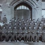 43RM Commando senior NCO's and Sgts